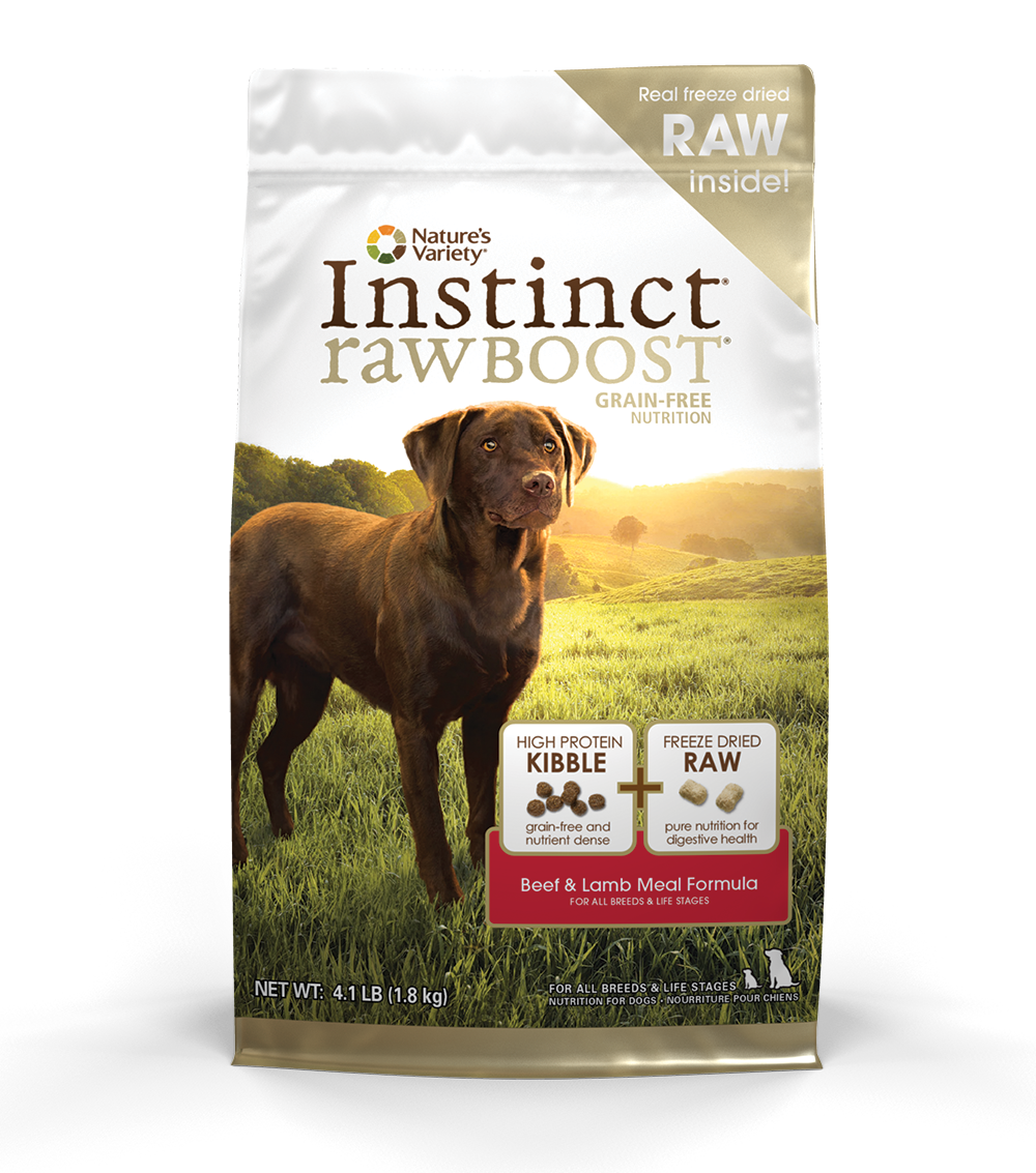 Instinct Raw Boost makes it easier than ever to include ...