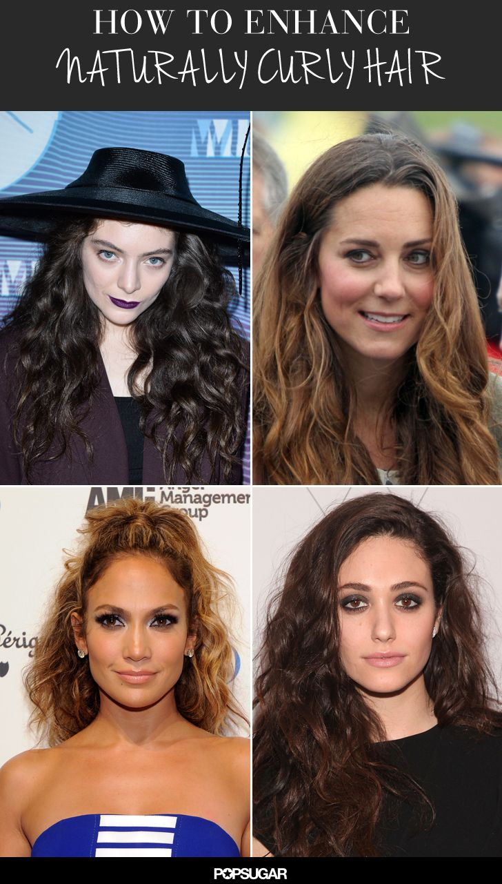 12 Stars Who Will Convince You To Wear Your Hair Naturally Curly