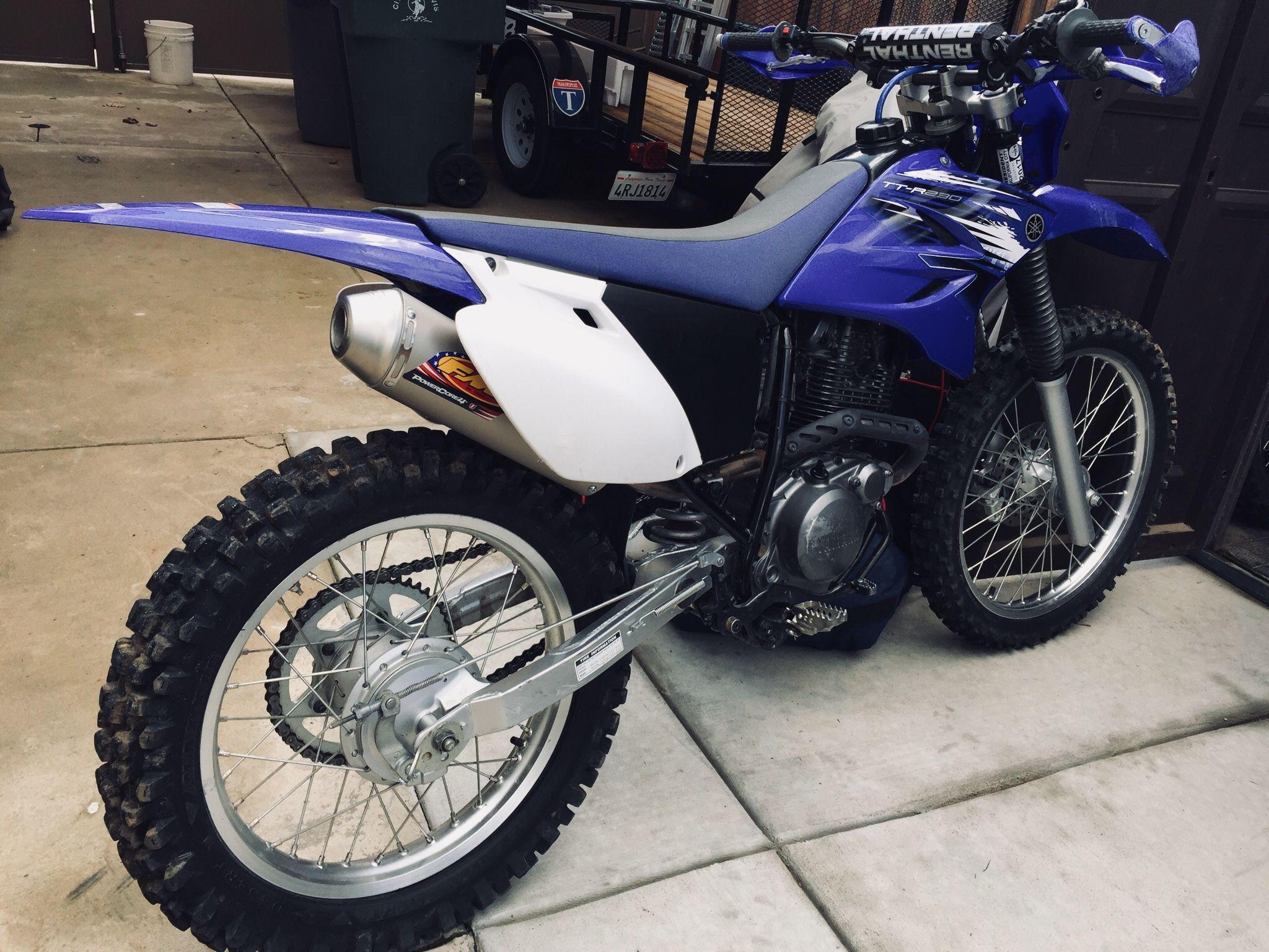 New Yami Ttr 230 Motocross Motos Motocicletas