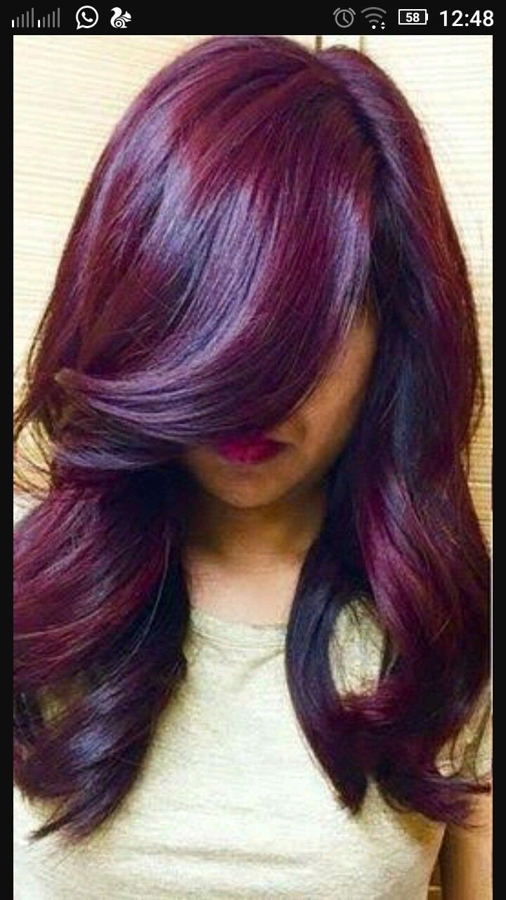 Pin By Flavia Allison On Hair Color Cabelo Cabelo