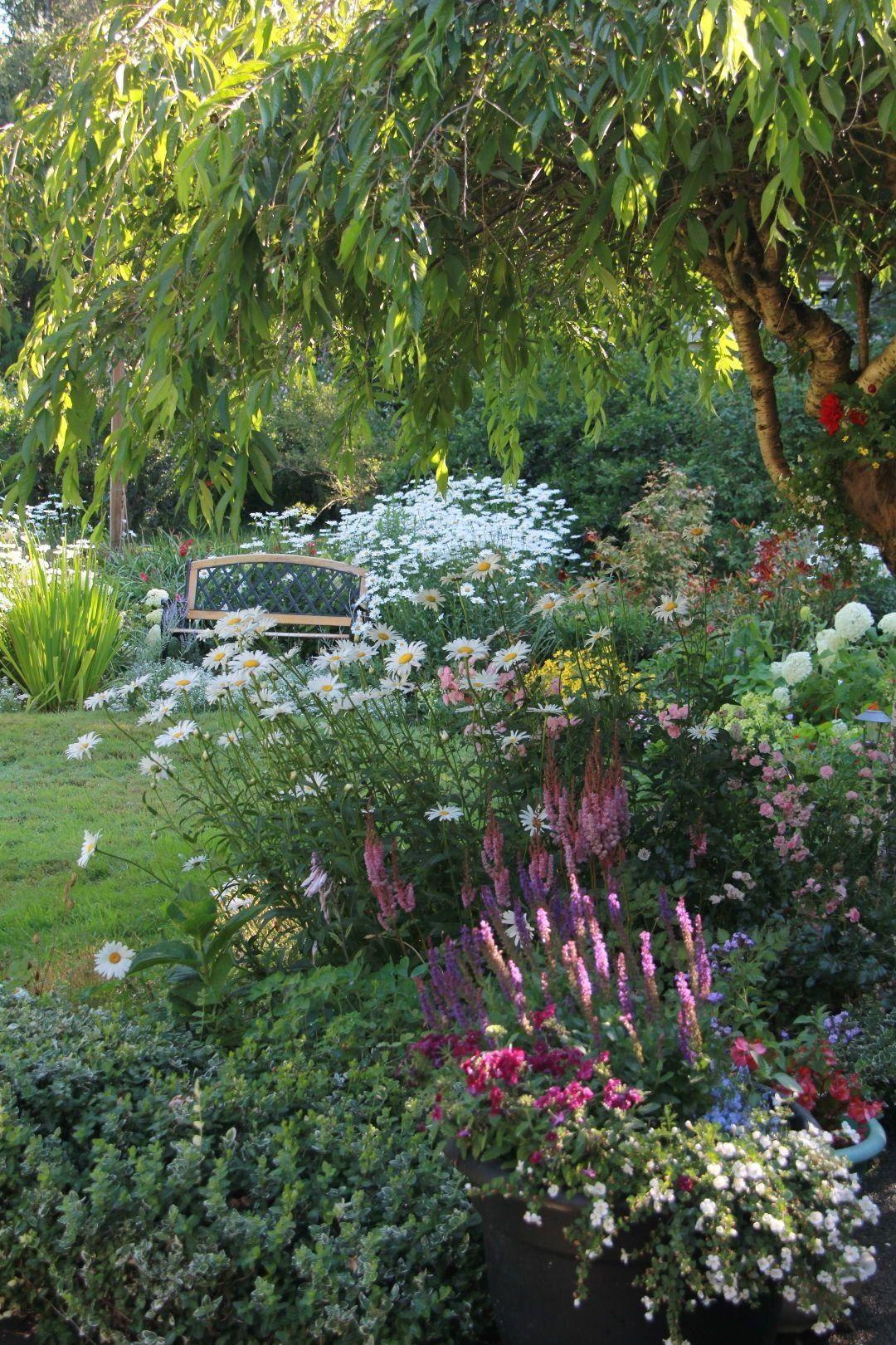 Garden Design Tool Hyttehage Hagedesign Vakre Hager Backyard garden design tool