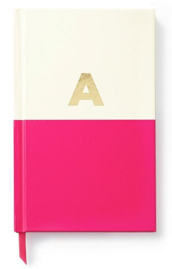 kate spade dipped notebook