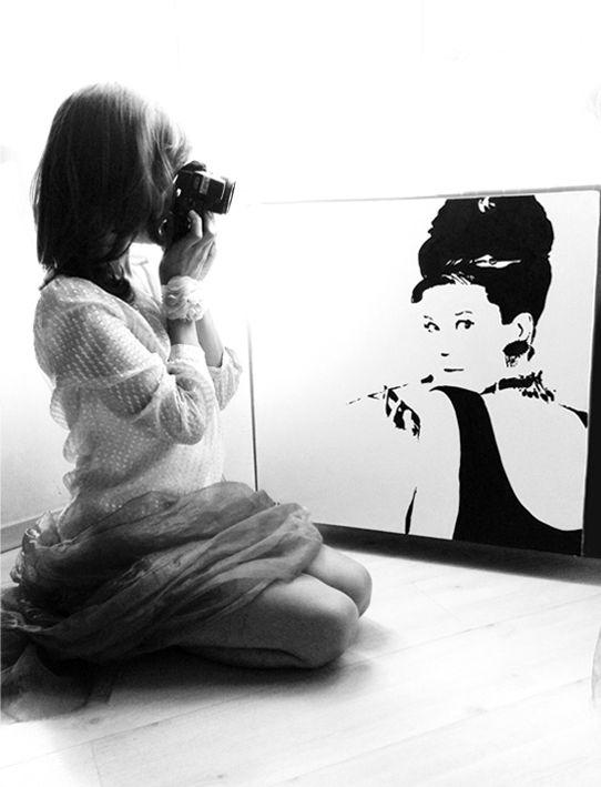 Audrey... ♡