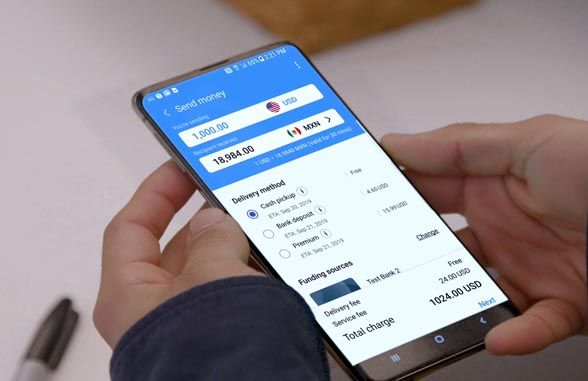 Samsung Pay users in the US are now able to send
