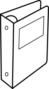 binder clip art graphics pinterest binder clips binder and rh pinterest com binder clip parts binder clip art display