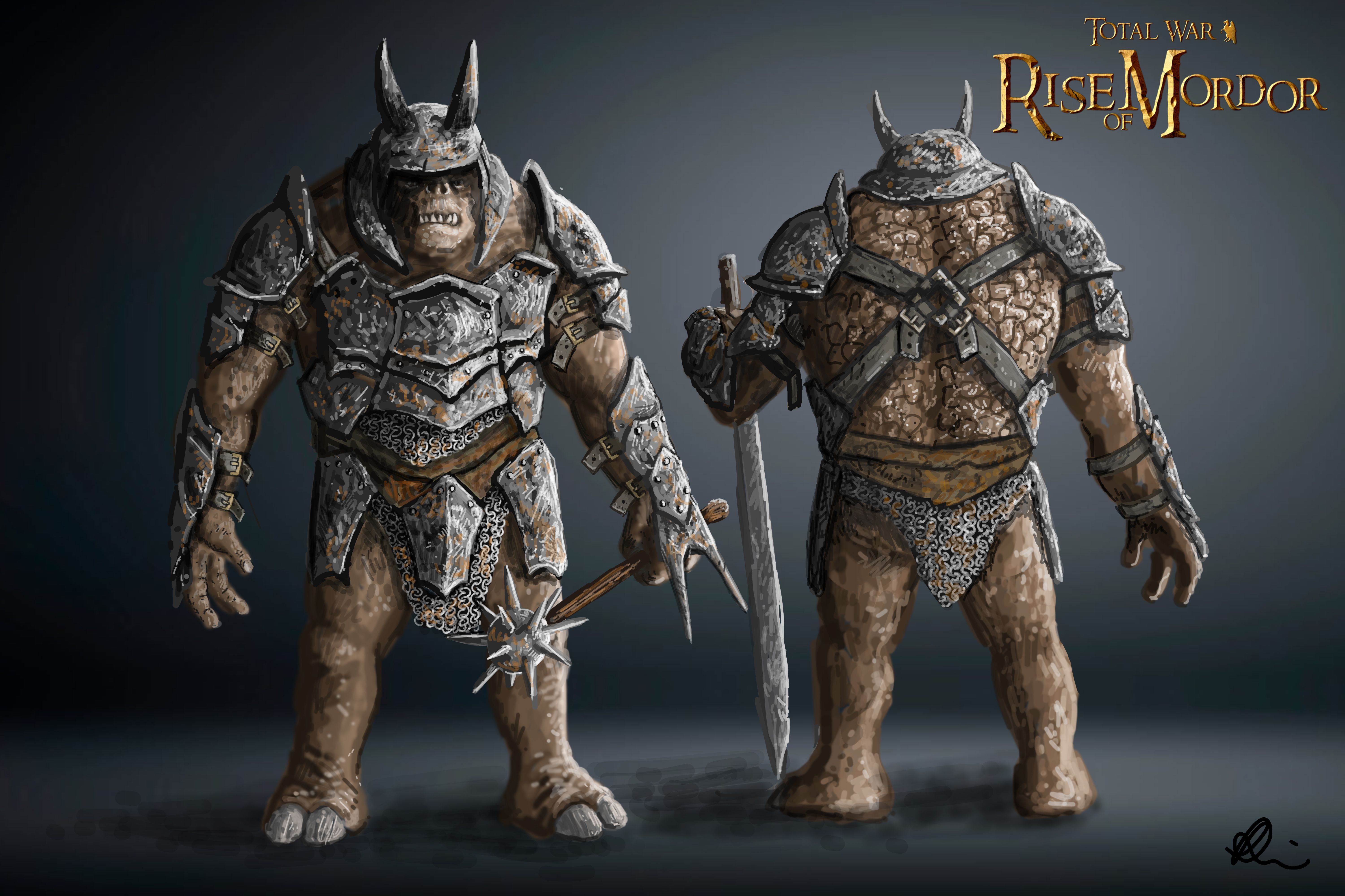 Pin On Lord Of The Rings Rise Of Mordor Concept Art