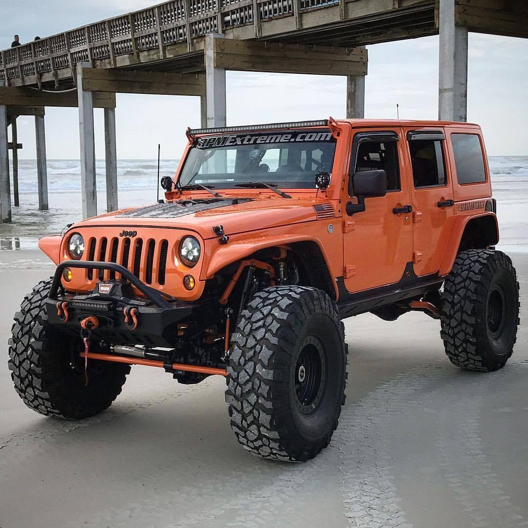Pin By Carl Abbott On Orange Jeep Dream Cars Jeep Orange Jeep