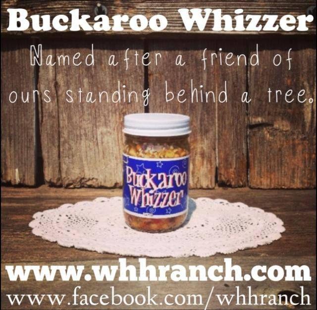 Buckaroo Whizzer Is A Black Eye Pea Chow Chow Relish Yuuuummmmy