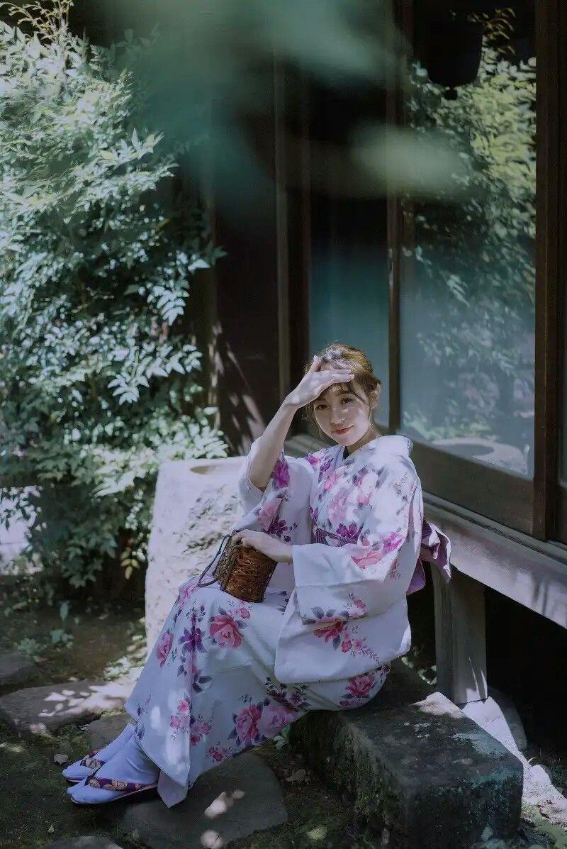 「Kimono」おしゃれまとめの人気アイデア|Pinterest |Trường Nghi【2019】 浴衣