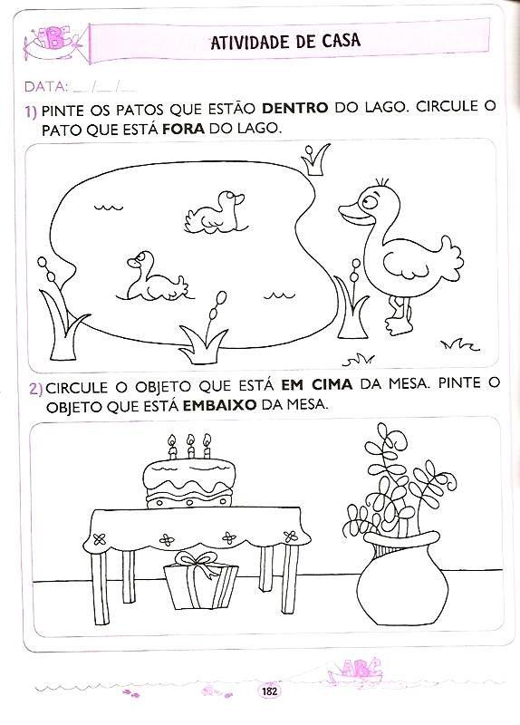 Pin De Alini Rezende Em Atividades Educacao Infantil Atividades