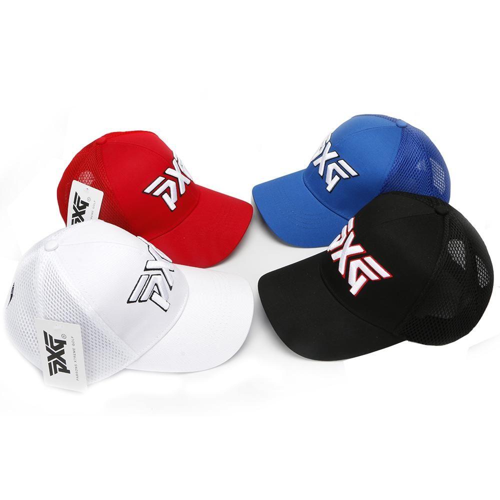 23f466d5903 Brand New Golf hat golf cap PXG 4 Clour New Baseball cap Outdoor hat new  sunscreen
