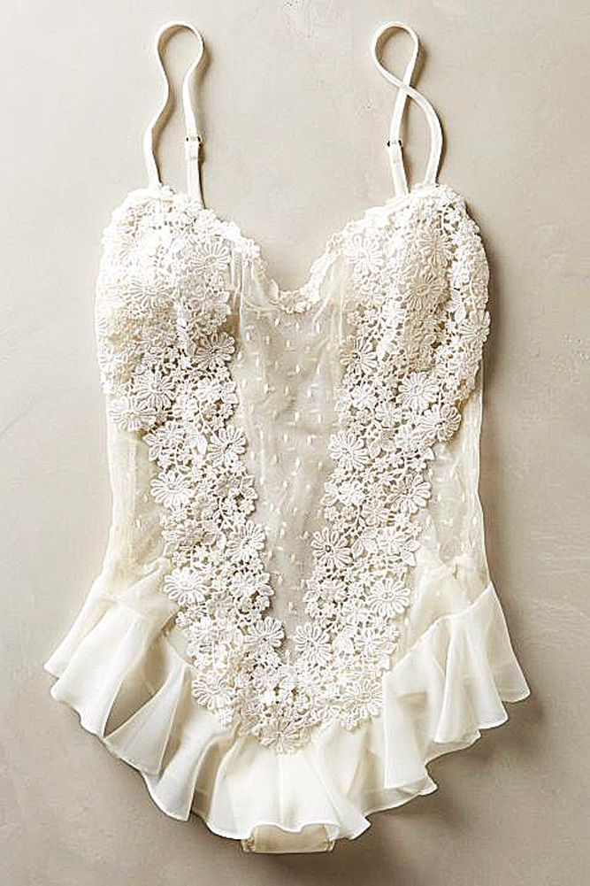 Breathtaking Wedding Lingerie ❤ See more: http://www.weddingforward.com/wedding-lingerie/ #weddings
