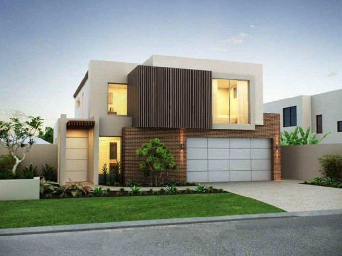 Moderne Fassaden Hier Ist Noche Eine Idee Für Enie Moderne Hausfassade