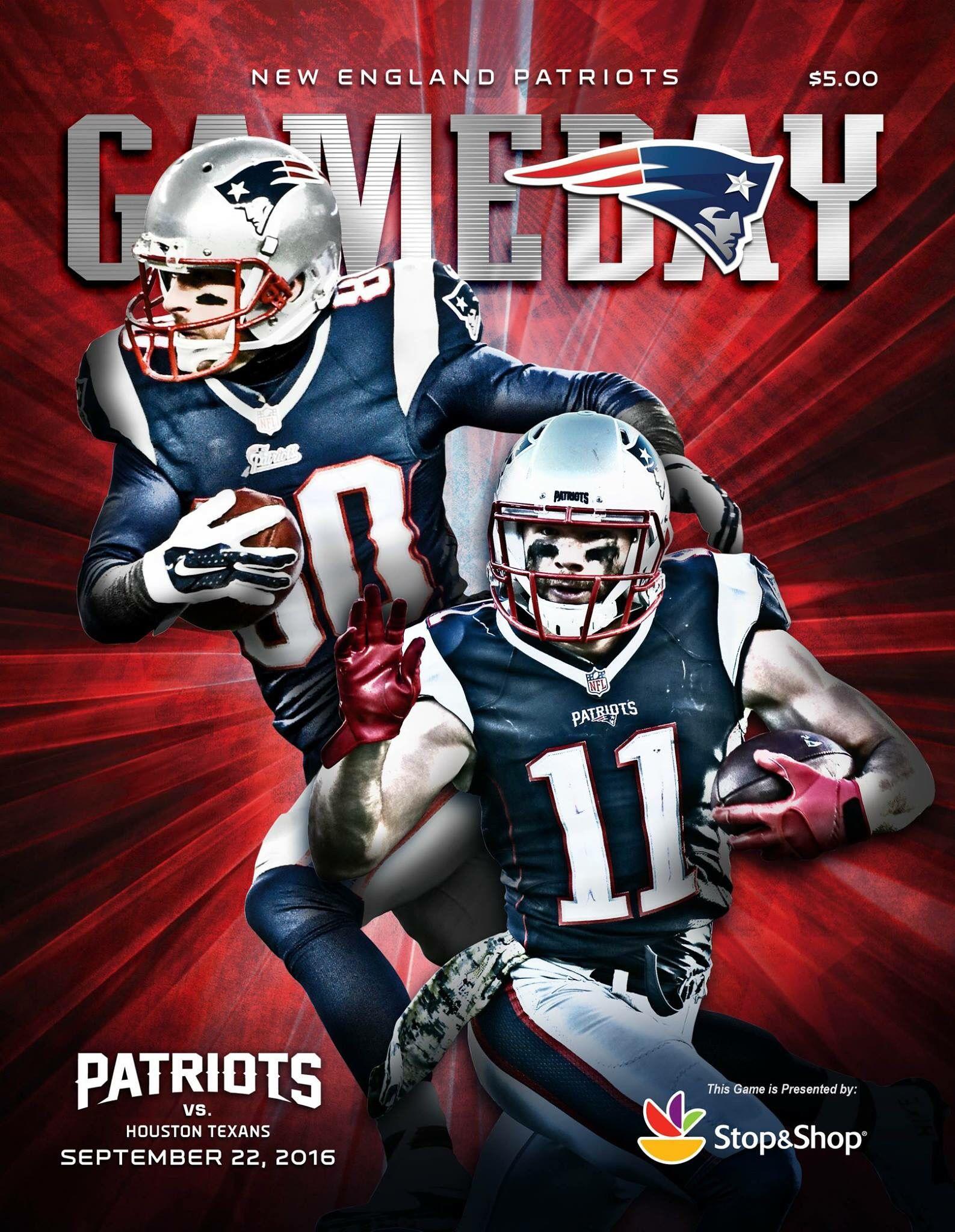 Game Day Baby New England Patriots Merchandise New England Patriots Sports Magazine