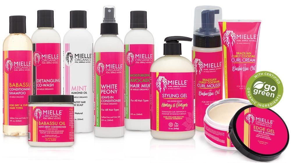 Best All Natural Hair Styling Products