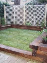 Image Result For How To Make A Tiny Yard On A Balcony For A Dog