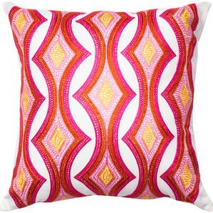 Zara Embroidered Pillow