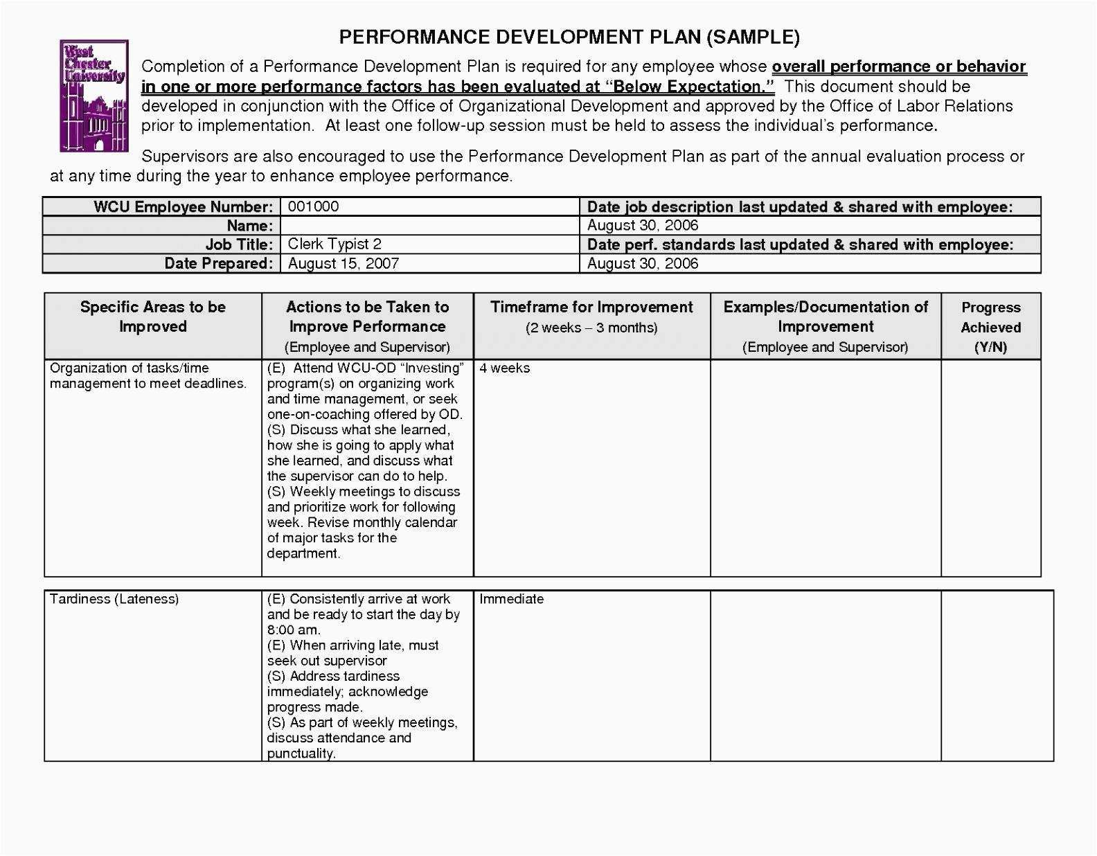 12 13 Employee Profile Template Word In 2020 Business Plan