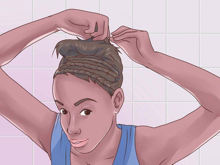 Moisturize African Hair #africanamericanhair