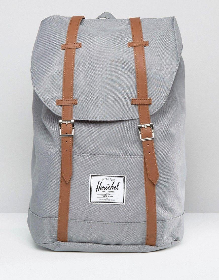0c434d775f85 Herschel Supply Co 19.5L Retreat Backpack - Gray