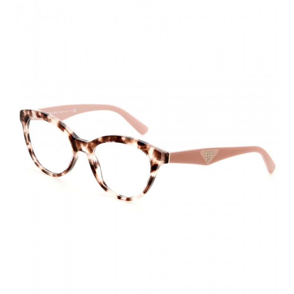 94770e8ed4d Prada Cateye Optical Glasses in Pink