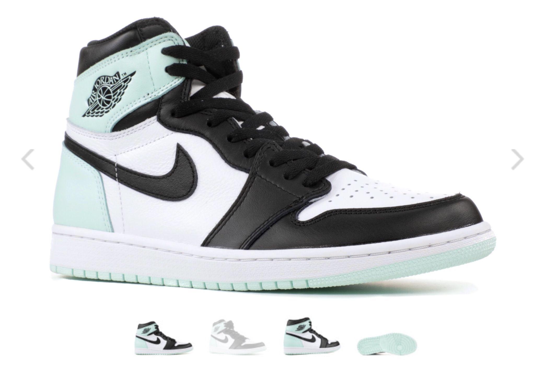 "Air Jordan 1 Retro High OG NRG ""Igloo"" | Air jordans, Sneakers ..."