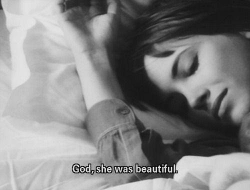 God,she was beautiful.