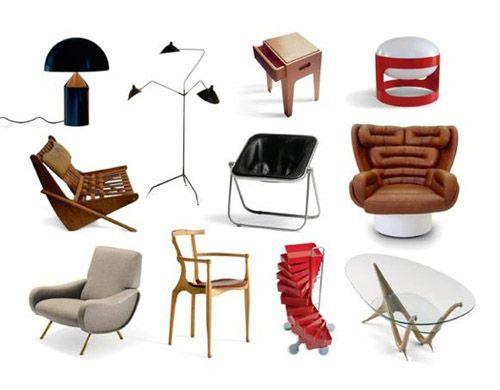 Neutra, muebles vintage de diseño en Sevilla  DolceCity ...