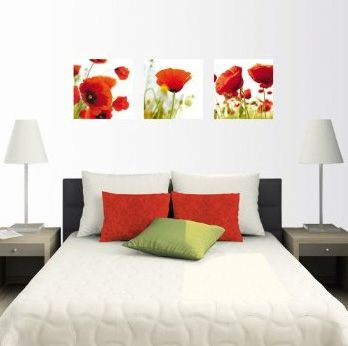 Cuadros De Flores Para Dormitorios Buscar Con Google
