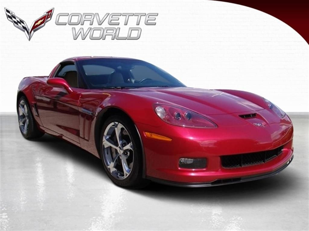 2012 Chevrolet Corvette Grand Sport by Corvette World