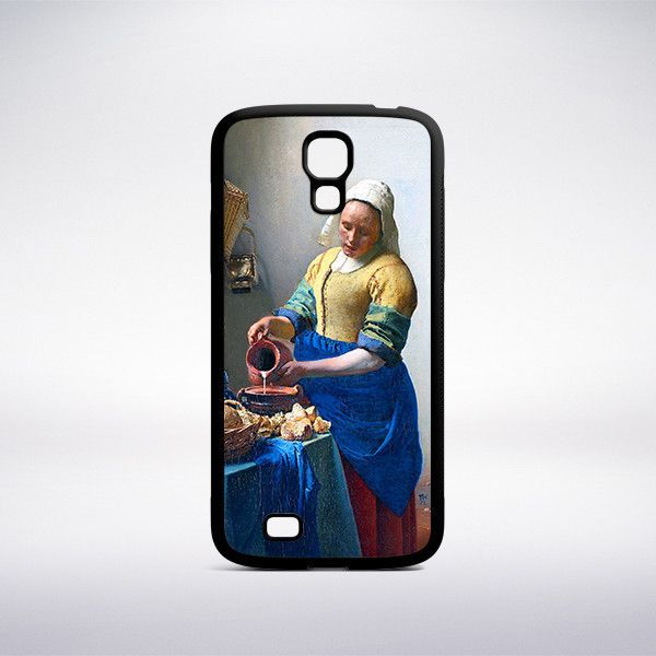 Jan Vermeer - The Milkmaid Phone Case