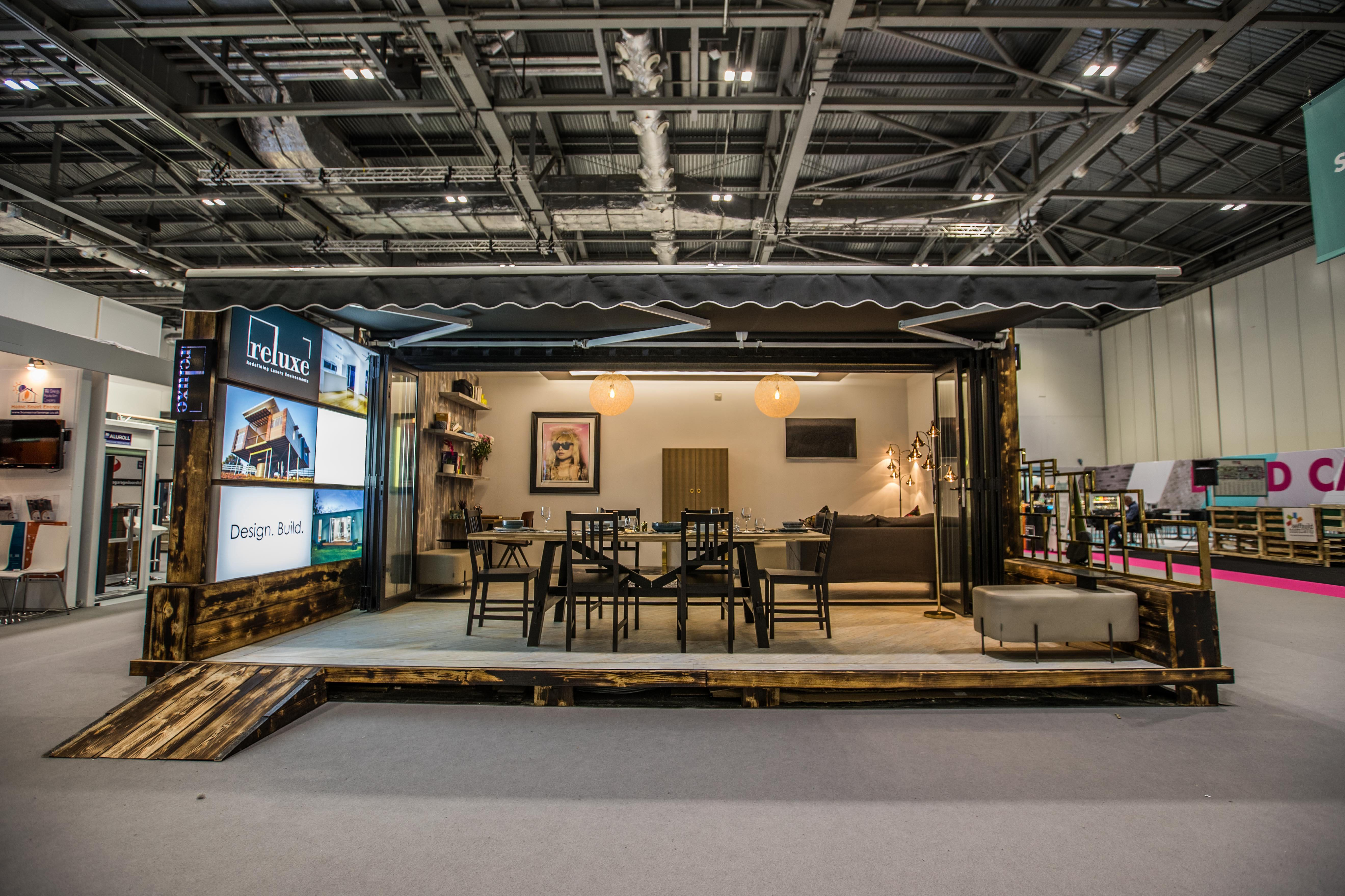 This Converted Shipping Container Home Featured At Grand Designs Live London 2017 Can Be Used