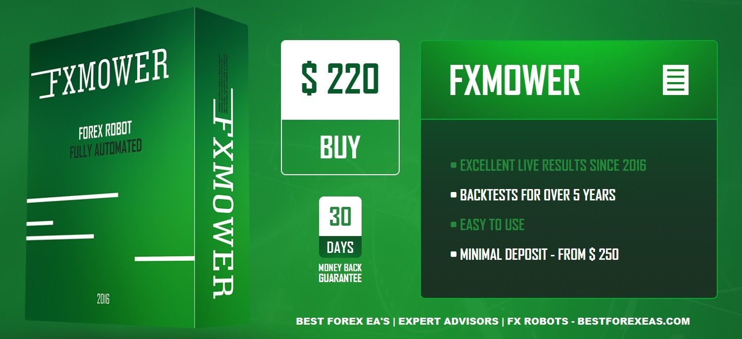 Fxmower Ea Review Robot Learning Free Website