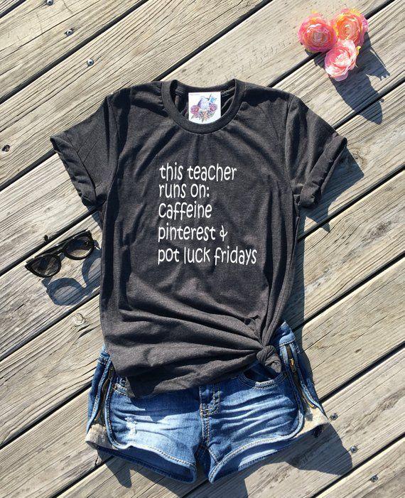 ba6fd0a935 Teacher shirt, funny teacher shirt, teacher gift, daycare teacher ...
