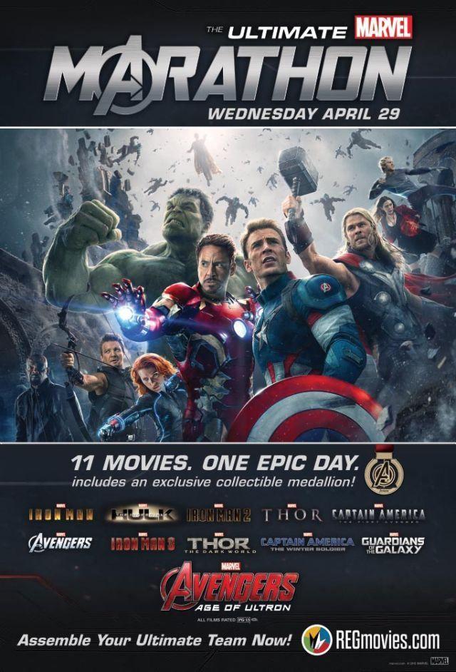 marvel comics 4/29/15