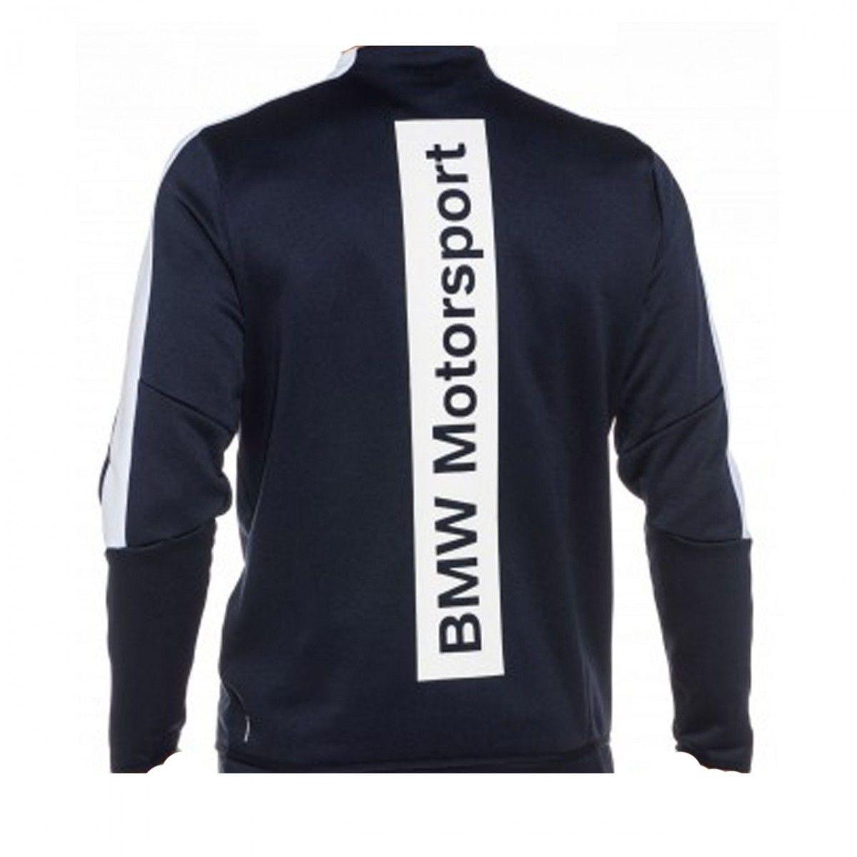 BMW Motorsport T7 Homme Veste De Survêtement équipe Bleu 575250 01 $90
