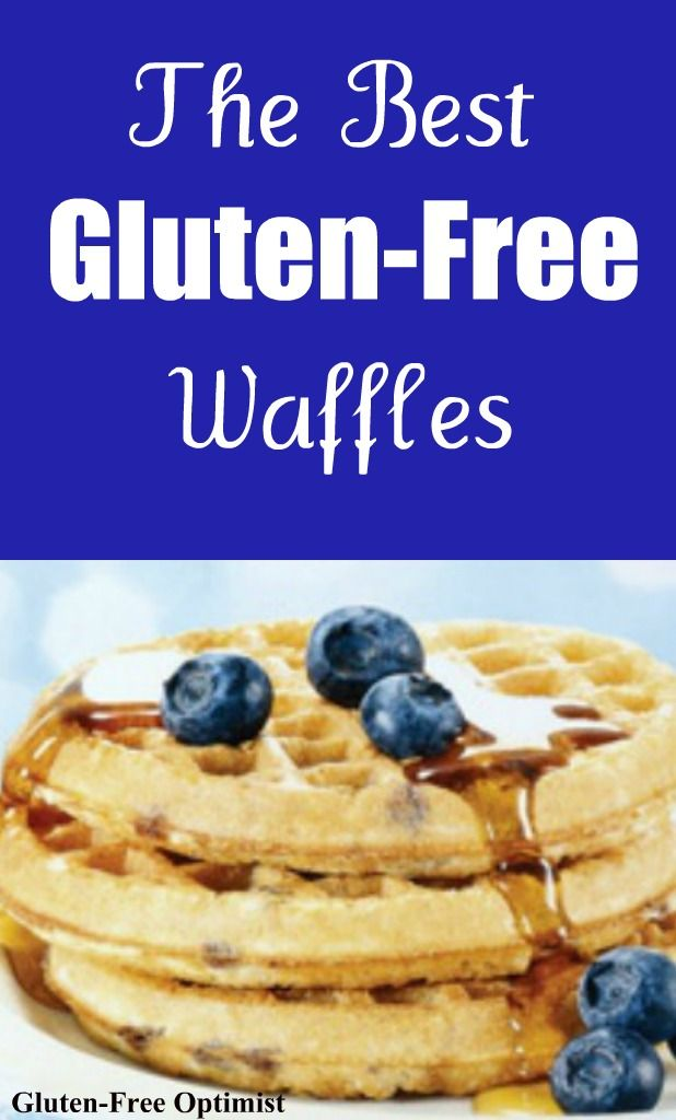 The Best Gluten-Free Waffles!