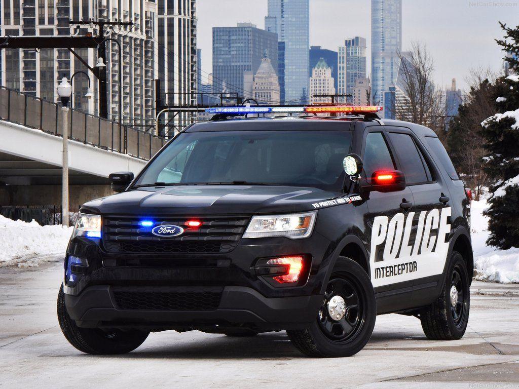 2016 Ford Police Interceptor Utility Ford police, Police