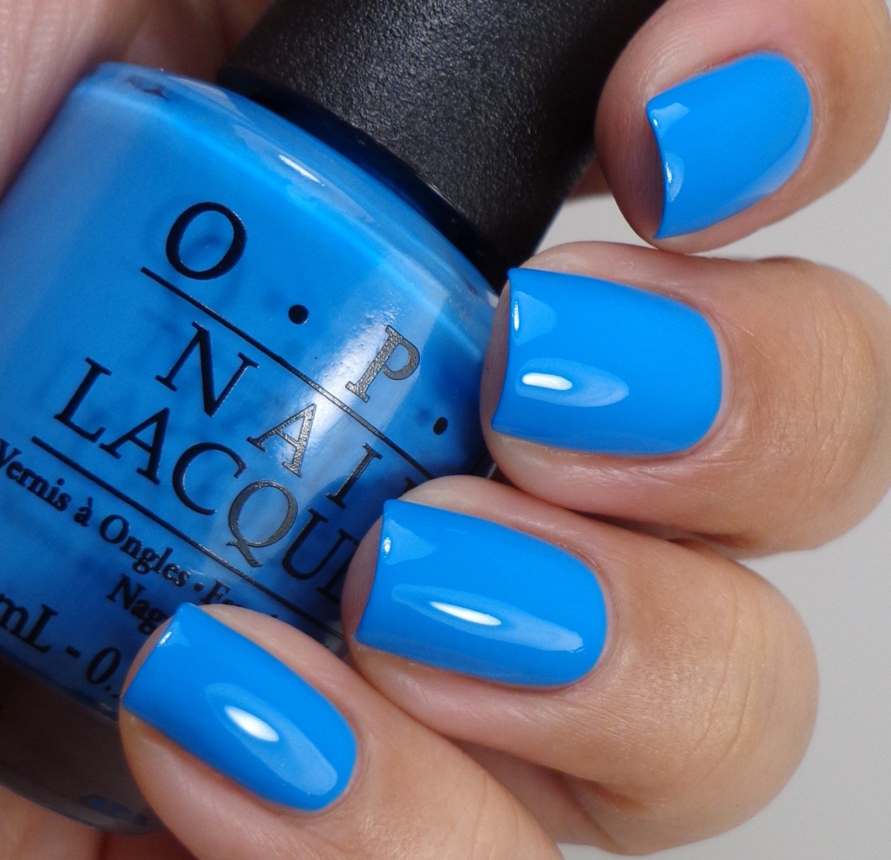 OPI No Room For The Blues…Cause I\'m Feeling Blue