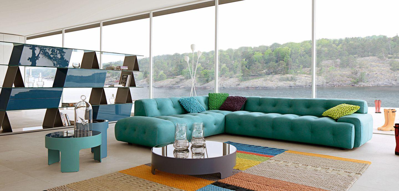 canap composable blogger par roberto tapinassi maurizio manzoni pour roche bobois photo. Black Bedroom Furniture Sets. Home Design Ideas