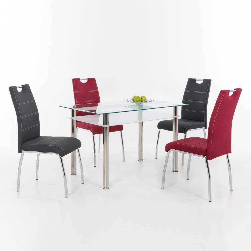 Wunderbar Hervorragendes Rotes Esszimmer Design Fotos ...