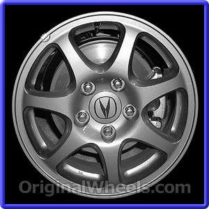 ACURA CL Wheels Rims Hollander Acura CL AcuraCL - Acura factory rims