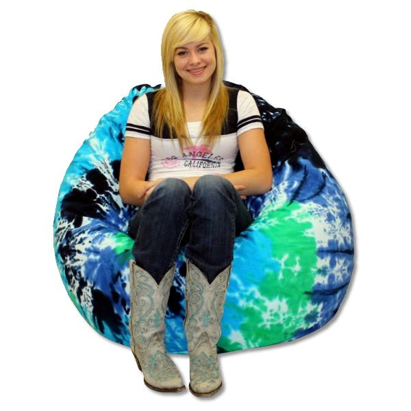 Wonderful Jet Back To The With An Awesome Large Tie Dye Bean Bag By King Beany. This  High Quality Bean Bag Is Great For Tweens, Teens And Adults