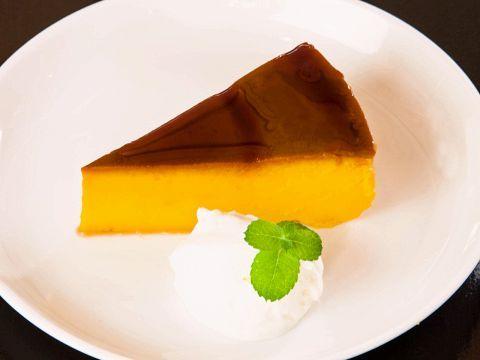 かぼちゃのキャラメリゼトレインカフェ (TRAIN CAFE)
