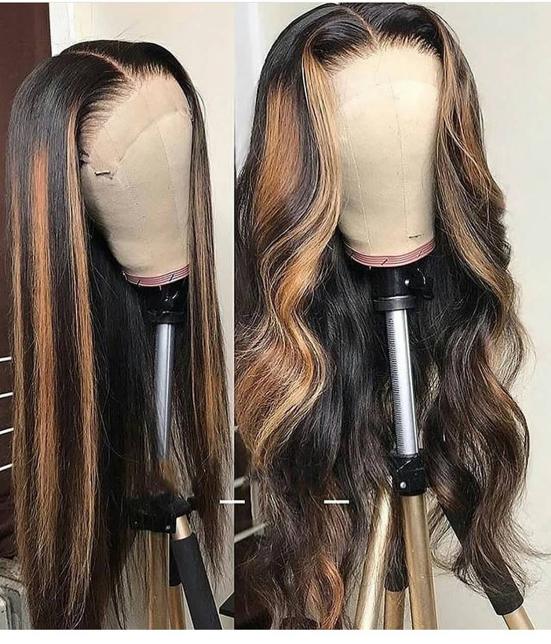 1 We Provide 100 Virgin Human Hair Wigs 2 Very Soft And Smooth No Tangle And No Smell 3 Default Medium Cap S With Images Wig Hairstyles Hair Styles Long Hair Styles