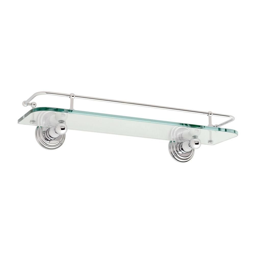 Faucets N\' Fixtures - Ginger - 1135T-24/PC - 24\'\' Gallery Rail Shelf ...