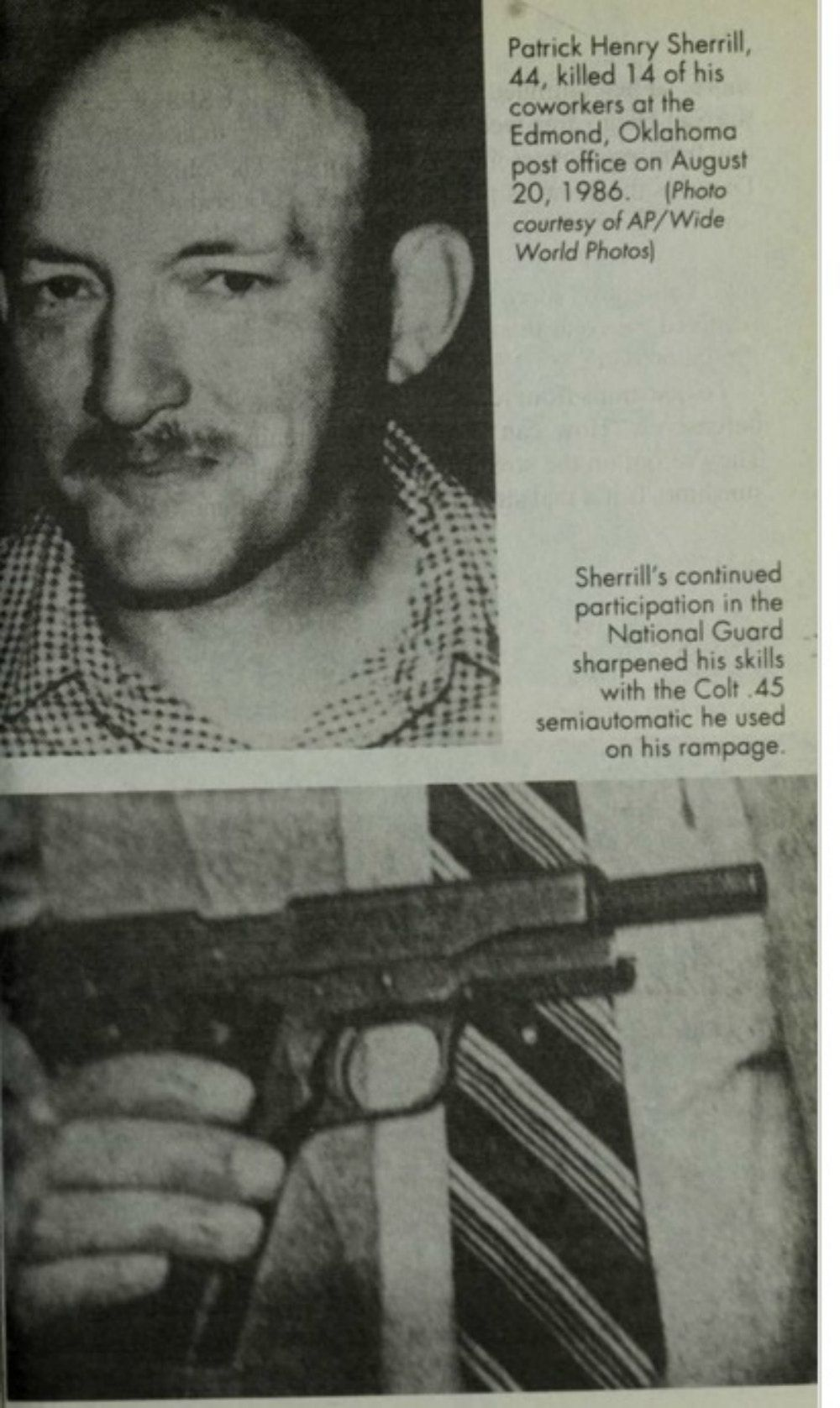 Photo's of mass murderer's weapons - Page 4 357b252bac382d4e9339ff17cfe44ed7