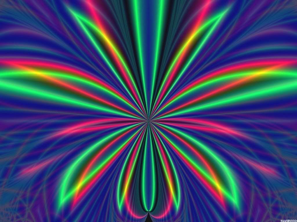 Neon Flower Wallpaper Mobile Sdeerwallpaper
