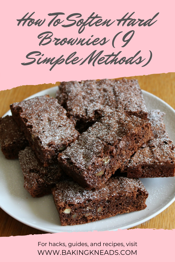 How To Soften Hard Brownies 9 Simple Methods Brownies Without