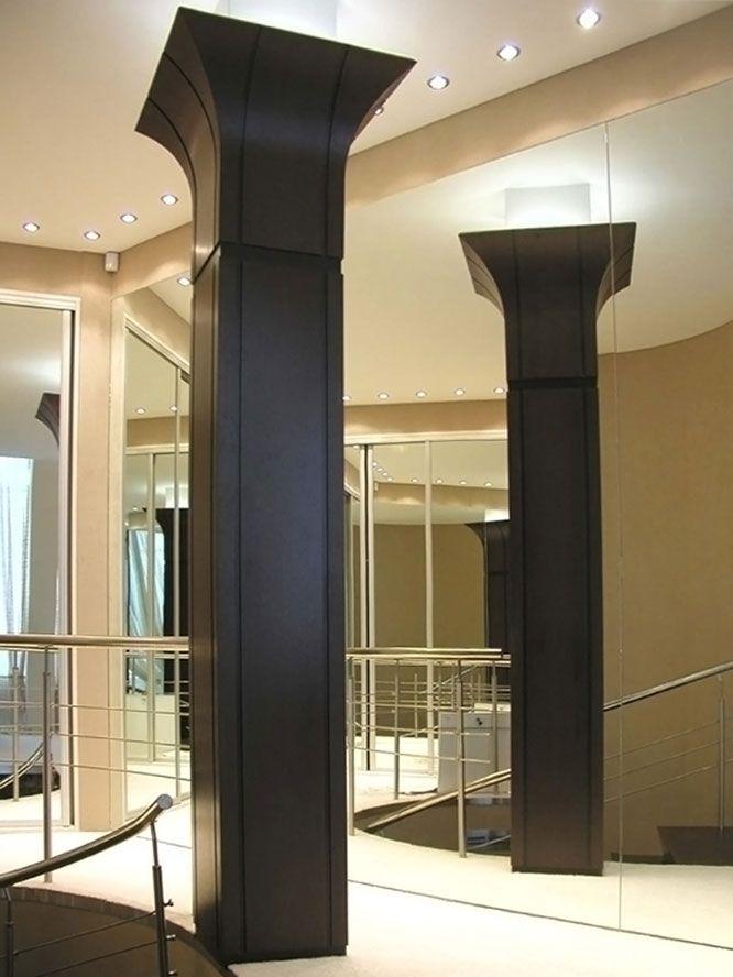 Kd for Interior pillar designs